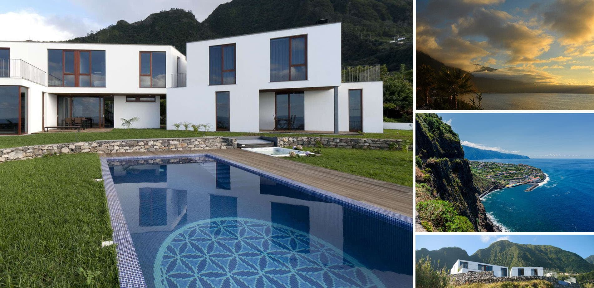 luxury villa accomodation and holiday appartments with pool