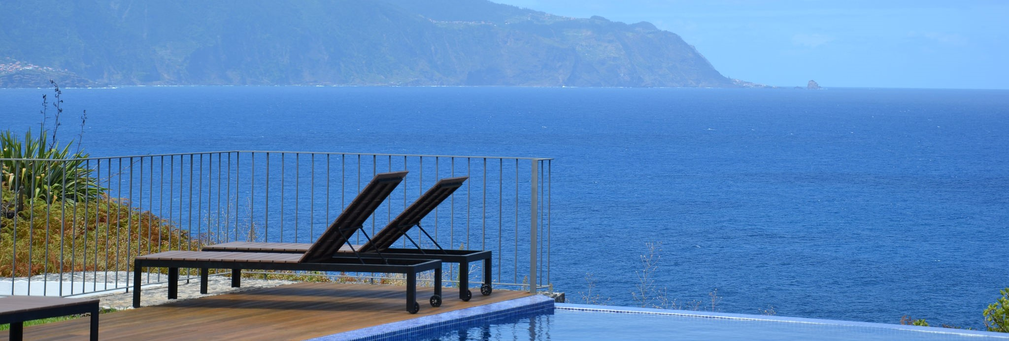 casa do miradouro madeira vacation home rental villa luxury pool